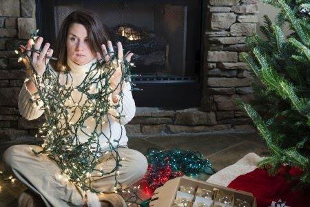 Managing holiday stress – Tips for 12 or more days of bliss-mas