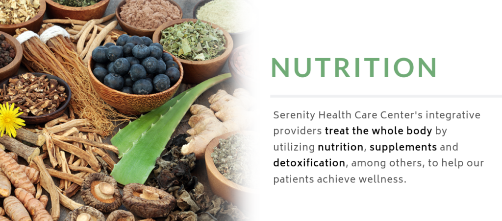 Nutrition • Serenity Health Care Center